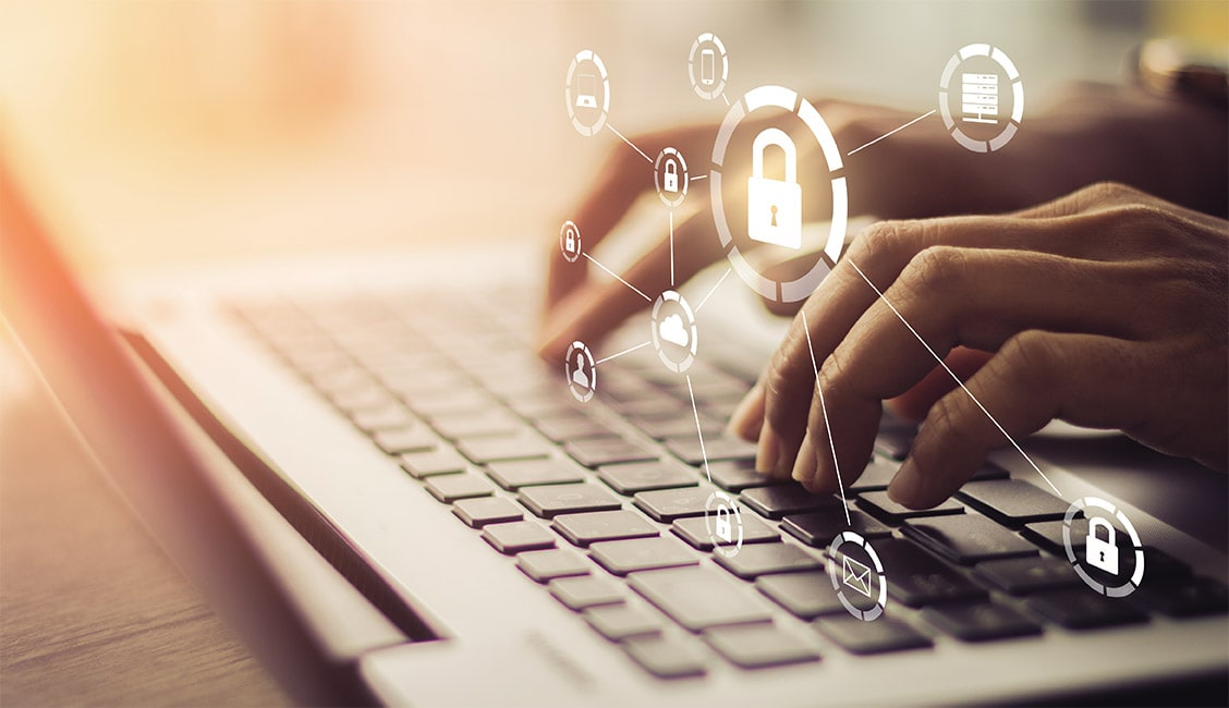 Cyber Security Services: security management, compliance, and data loss prevention
