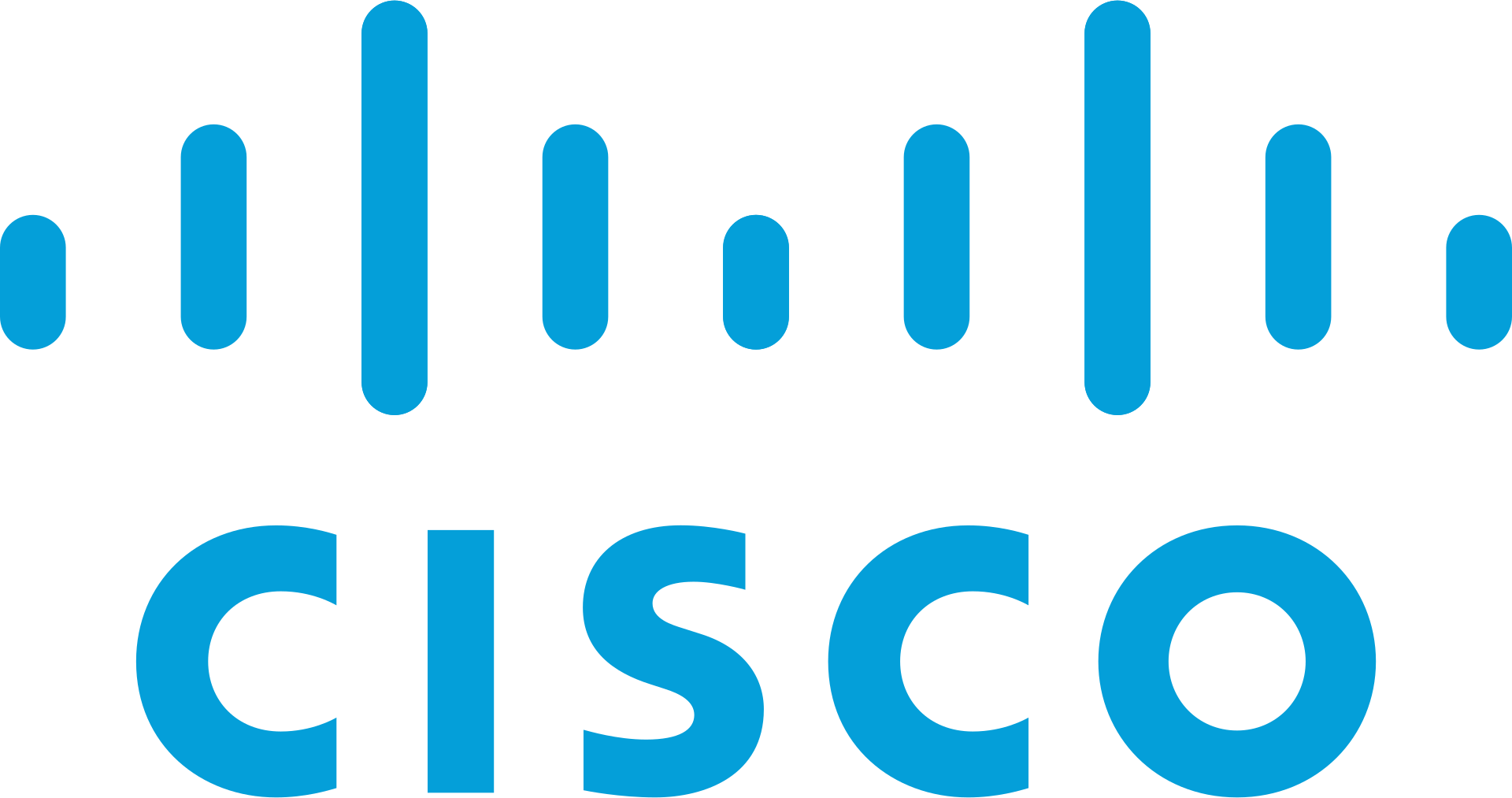 Cisco logo blue