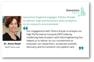 Dr Anna Need Quote - Genomics