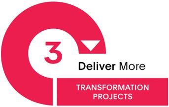 Deliver more