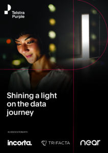 Shining a Light on the Data Journey - Business Chief Europe Cover