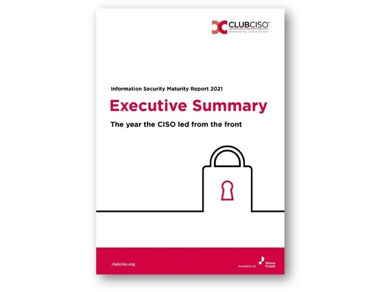 ClubCISO 20201 Security Maturity Report Exec Summary reportThumb (1)